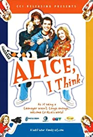 Alice, I Think Poster - TV Show Forum, Cast, Reviews
