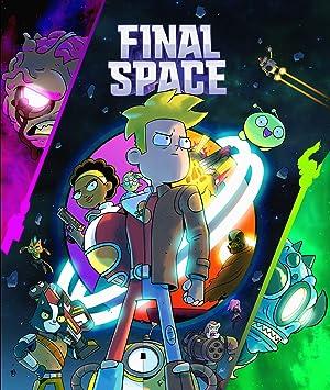 Final Space 3x08 - Forgiveness