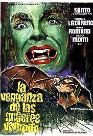 La venganza de las mujeres vampiro Poster