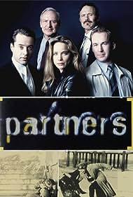 Heinrich Giskes, Ann-Kathrin Kramer, Jan Josef Liefers, and Ulrich Noethen in Die Partner (1995)