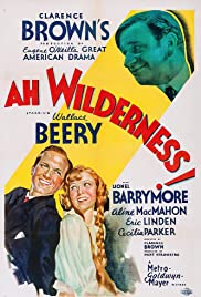 Ah Wilderness! (1935) Poster - Movie Forum, Cast, Reviews