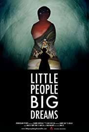Little People Big Dreams Poster