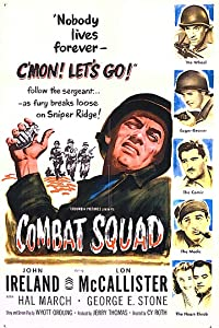 MP4 movie videos download Combat Squad USA [hddvd]