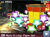Mario Luigi Paper Jam Video Game 2015 Imdb