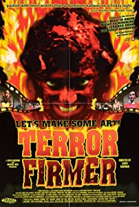 Sites for free downloading movies Terror Firmer by Lloyd Kaufman [iPad]