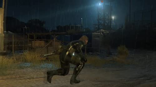 Metal Gear Solid V: Ground Zeroes: Night Mission