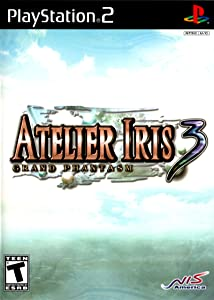 Atelier Iris 3: Grand Phantasm 720p torrent