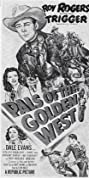 Pals of the Golden West (1951) Poster