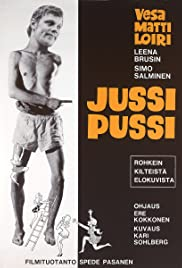 Jussi Pussi Poster