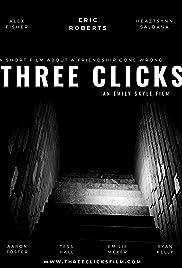 Three Clicks Poster
