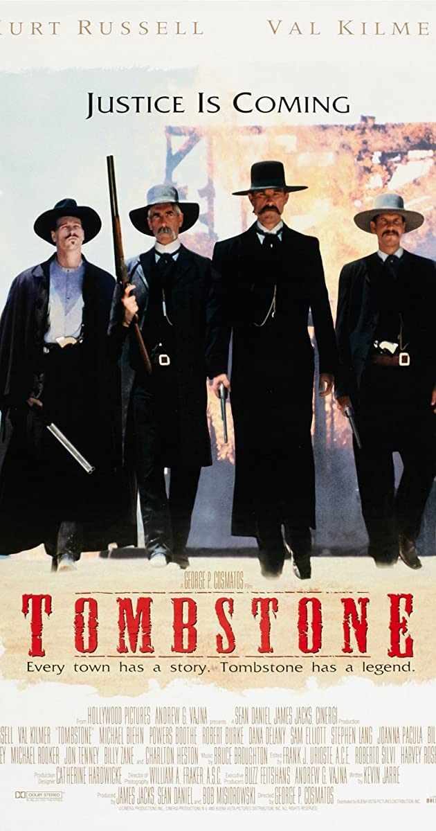 Watch Full HD Movie Tombstone (1993)