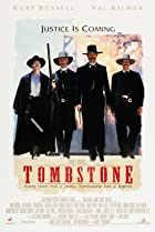 Tombstone (1993) Poster