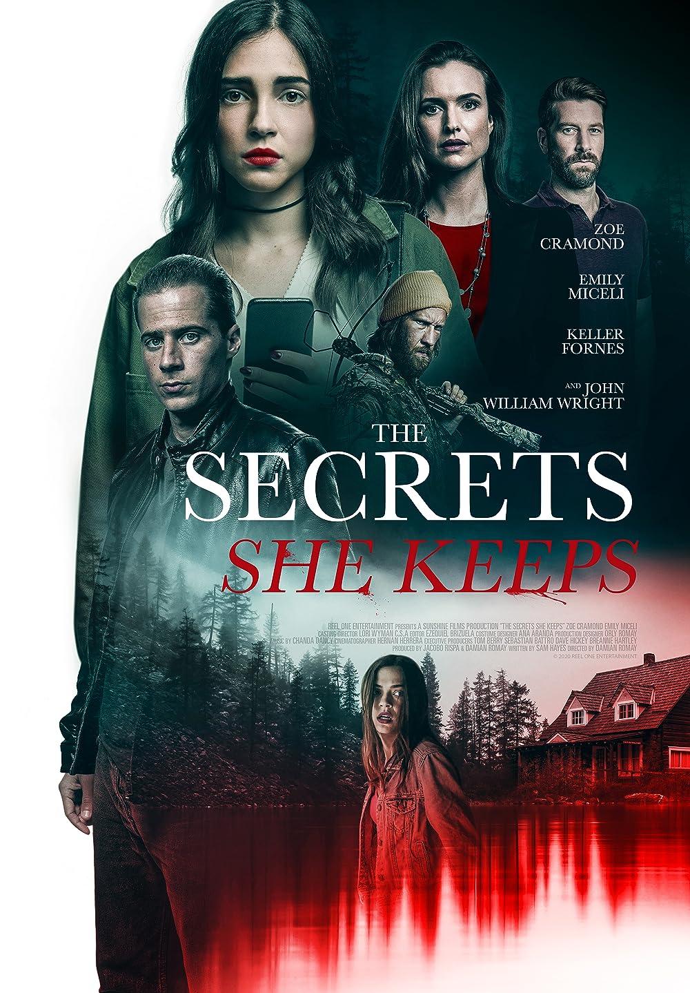 The Secrets She Keeps 2021 English 720p HDRip 800MB Download