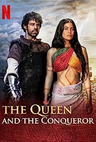 Emmanuel Esparza and Essined Aponte in La Reina de Indias y el Conquistador (2020)