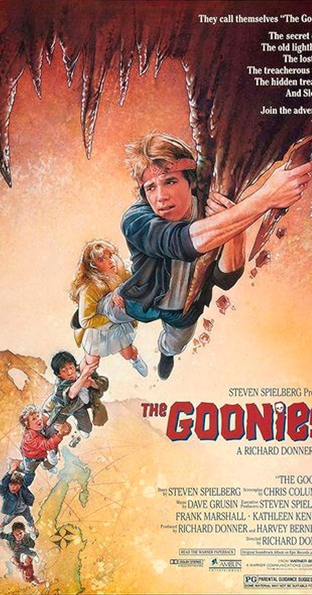 Subtitle of The Goonies