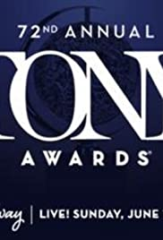 The 72nd Annual Tony Awards Poster
