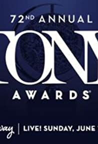 Primary photo for The 72nd Annual Tony Awards
