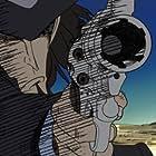 Kiyoshi Kobayashi and Christopher Sabat in Lupin the Third: Mine Fujiko to iu onna (2012)
