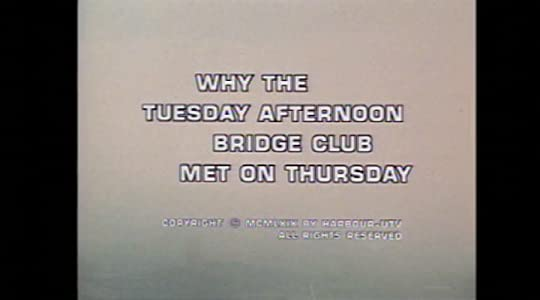 imovies for pc free download Why the Tuesday Afternoon Bridge Club Met on Thursday by none [4K]