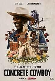 Concrete Cowboy (2021) HDRip English Movie Watch Online Free