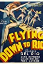 Flying Down to Rio (1933) Poster