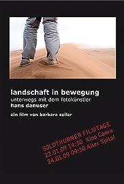 Landschaft in Bewegung Poster