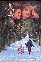 Men Don't Leave (1990) Poster