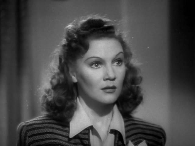 Jean Gillie in The Saint Meets the Tiger (1941)