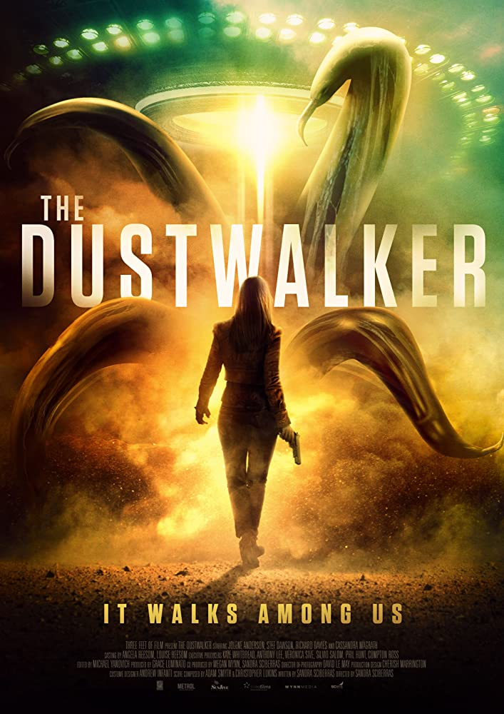 The Dustwalker 2020 English Movie 720p HDRip 800MB Download