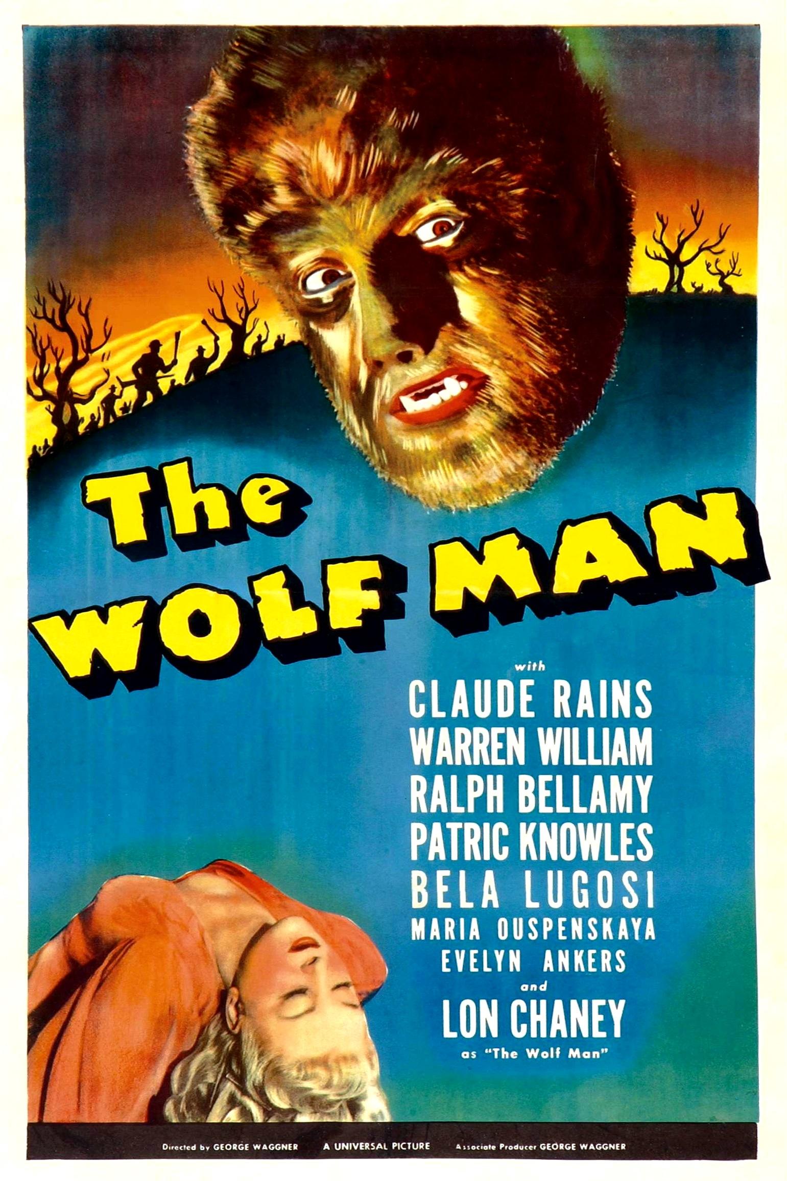 8fe9ad36a1f The Wolf Man (1941) - IMDb