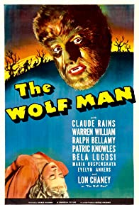 Primary photo for The Wolf Man