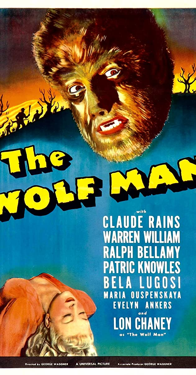 the wolfman 1941 full movie