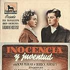 Derrick De Marney and Nova Pilbeam in Young and Innocent (1937)
