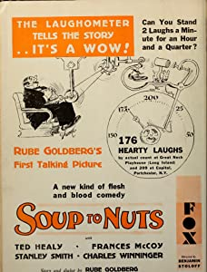 Watch adult full movie Soup to Nuts [DVDRip]