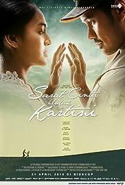 The Postman and Kartini Poster