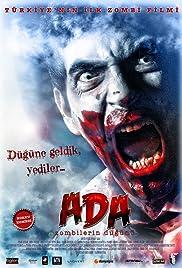Ada: Zombilerin Dügünü Poster
