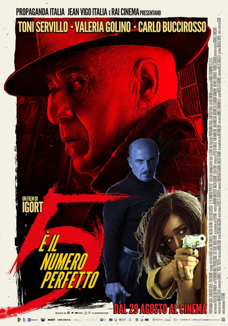 5 Is the Perfect Number (2019) Hindi Dubbed
