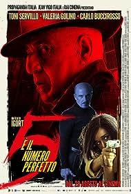 Valeria Golino, Carlo Buccirosso, and Toni Servillo in 5 è il numero perfetto (2019)