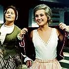 Marie Glázrová and Nada Konvalinková in Honza málem králem (1977)