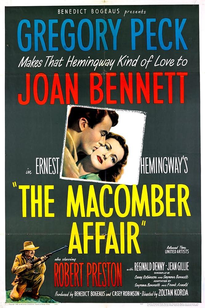 The Macomber Affair (1947)