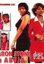 Sharon Stone in Abuja