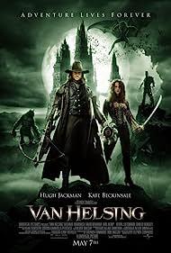Kate Beckinsale and Hugh Jackman in Van Helsing (2004)