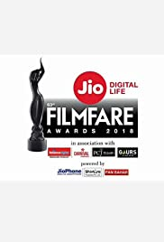 63rd Filmfare Awards Poster