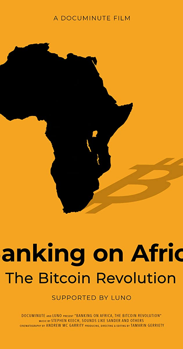 Subtitle of Banking on Africa: The Bitcoin Revolution