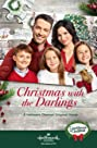 Christmas with the Darlings (2020) Poster