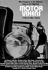 Motor Vixens Poster