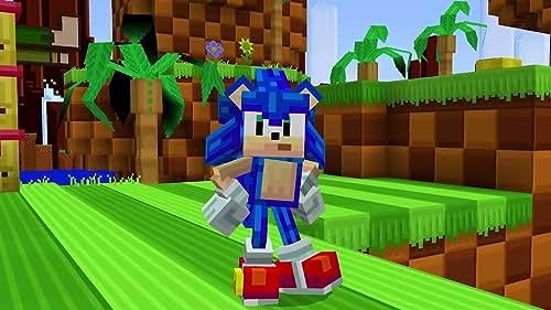 Minecraft: Sonic The Hedgehog Release Trailer