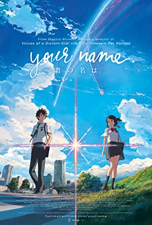 Download Your Name (2016) {Hindi-English} 480p [350MB] || 720p [900MB] || 1080p [1.8GB]