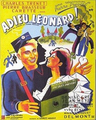 Adieu Léonard (1943)