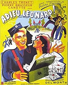 Downloadable movies websites Adieu Léonard by Jacques Prévert  [mts] [720p]